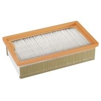 Bosch VF120H Pleated HEPA Filter for 9- and 14-Gallon Dust Extractors