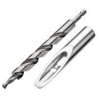 HD Drill Bit and Guide for Kreg Foreman Pocket Hole Machine