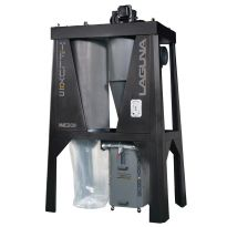 Laguna T|Flux 5hp 1-Micron Industrial Cyclone Dust Collector