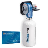 Dust Right® Wall-Mount Dust Collector, 650 CFM with FREE $50 Gift Card