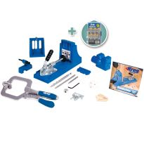 Kreg K4 with 260-Piece Pocket-Hole Screw Kit