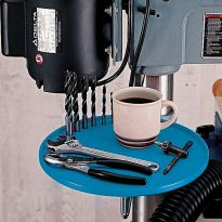 Drill Press Tool Collector