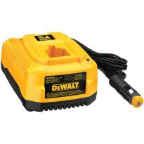 Dewalt DC9319 Heavy-Duty 7.2V-18V NiCd/NiMH/Li-Ion 1 Hour Vehicle Charger