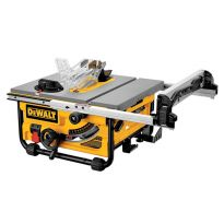 Dewalt DW745 10'' Compact Job Site Table Saw with Site-Pro Modular Guarding System