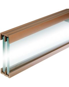 4 Foot Plastic Sliding Door Track