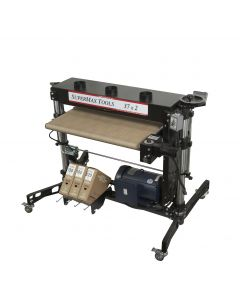 SuperMax 37x2 Double Drum Sander 3 Phase