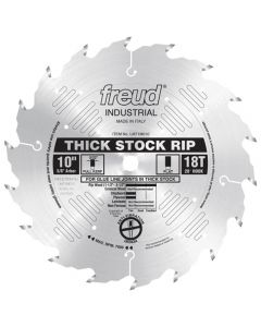 Freud® LM71M Industrial Thick Stock Rip Saw Blades