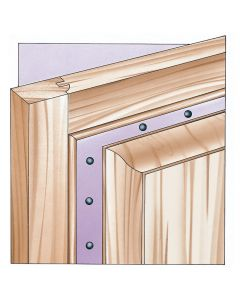 Space Balls - Raised Panel Door Spacers