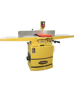 Powermatic® 8'' Jointer w/Helical Cutterhead