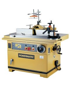 Powermatic TS29 Shaper, 7-1/2HP 3PH 230/460V with Sliding Table