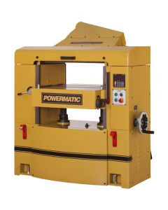 "Powermatic WP2510 25"" Planer, 15HP 3PH 230/460V"