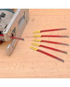 Woodworking Blades, 5-Pack