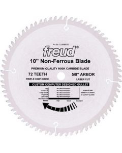Freud® LU89M Industrial Thick Non-Ferrous Metal Saw Blades