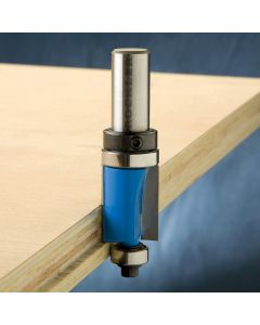 """Rockler Large Trim for 2"""" Thick Doors Router Bit - 1"""" Dia x 2"""" H x 1/2"""" Shank"""