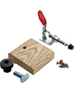 Drill Press Fence Clamp