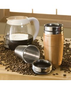 Add a personal touch to your coffee to-go!