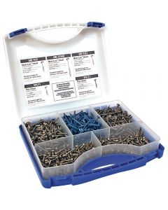 Kreg 675-Pc. Self-Tapping Pocket Hole Screw Kit