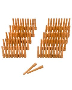 Cherry Mini-X Dowels, 100