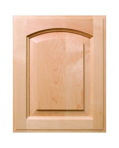 Patriot Arch Style Raised Panel Cabinet Door