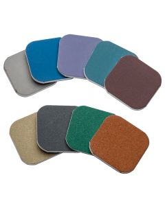 "Micro-Mesh Cushioned Abrasives: 2"" x 2"" Soft-Touch Pad Set"