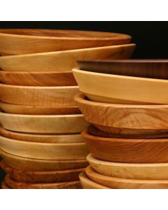 Learn the basics of bowl turning in only 100 minutes!
