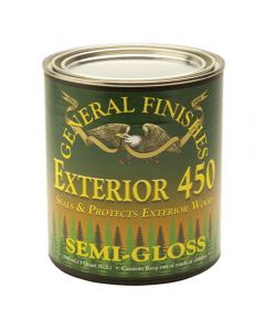 General Finishes Exterior 450 Varnish