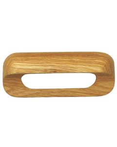 Unfinished Wood Surface Mounted Drawer Pull