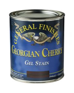 Gel Stain - General Finishes - Georgian Cherry