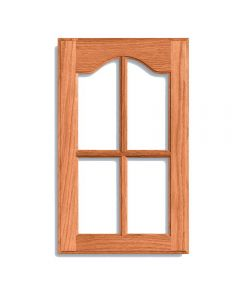 Liberty Cathedral Style Framed Cabinet Door