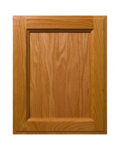Adobe Contemporary Style Flat Panel Cabinet Door