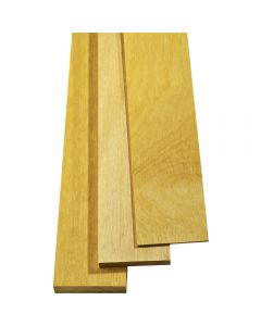 Yellowheart Lumber sold by the Piece