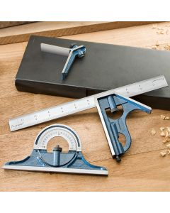 12� Combination Square Set meets many measuring needs
