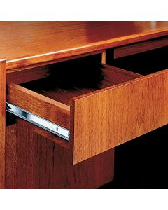 """75-lb. 3/4 Extension Drawer Slide - Accuride 2132 (14"""" to 28"""")"""