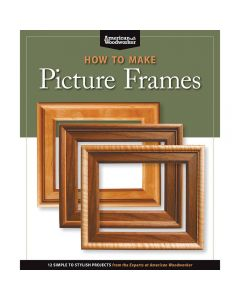 How to Make Picture Frames, Book
