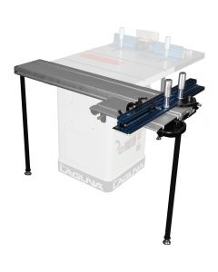Turn your cabinet table saw into a full-featured panel saw - easy assembly
