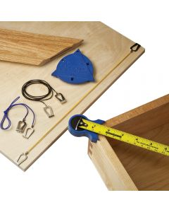 Make measuring and assembly easy with these shop essentials