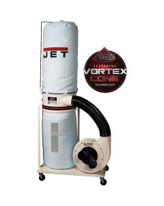 Jet® Vortex Dust Collector 1.5HP w/Bag Filter