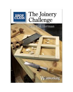 The Joinery Challenge DVD with Ron Herman