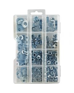 Nut and Washer Hardware Variety Pack
