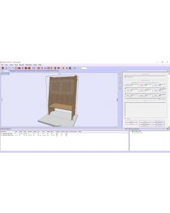 SketchList 3D Furniture Design Software Version 4 Shop, Windows Version