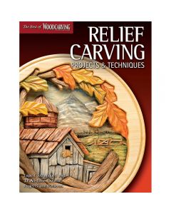 Relief Carving Projects and Techniques, Book
