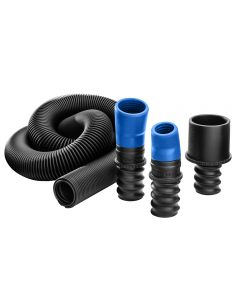 Dust Right® Universal Small Port Hose Kit