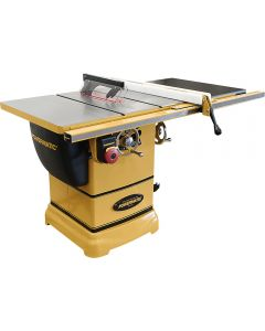"""Powermatic PM1000 1-3/4 HP Table saw, 1-Phase With 30"""" Accu-Fence System"""