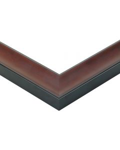 Cherry Prefinished Picture Frame Molding