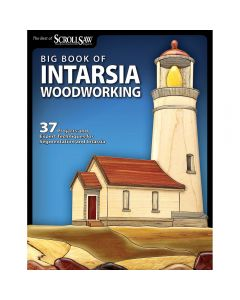 Big Book of Intarsia Woodworking