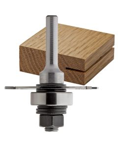 Freud® 63-100 Slotting Cutter Router Bit - 2