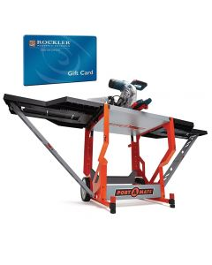 Port-A-Cube PM-8000 Work Center/Saw Stand