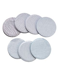 Assorted 35-Pack of Sanding Discs for Arbortech Contour Random Sander