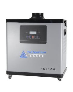 Small Fume Extractor for Full Spectrum Lasers