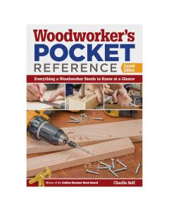 Woodworker's Pocket Reference, Second Edition, Book